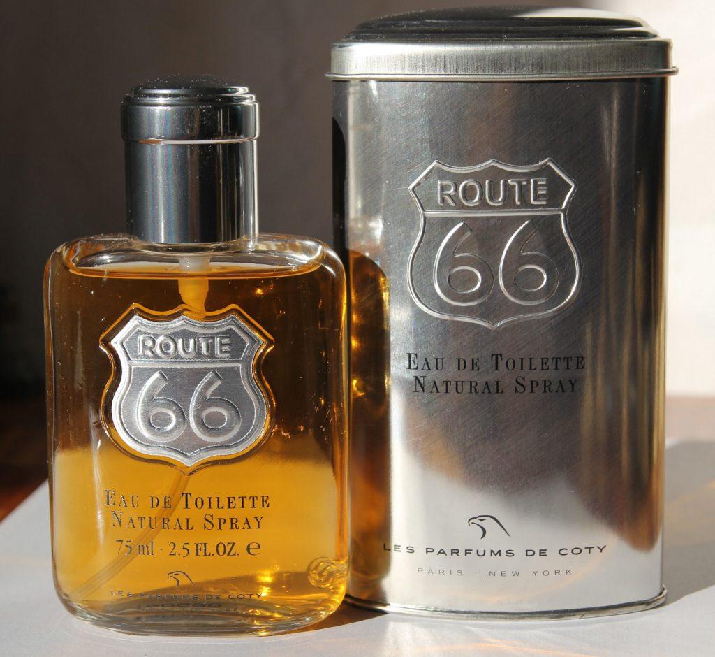 route 66 parfum